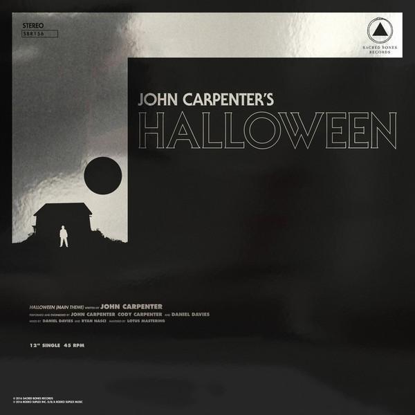 John Carpenter - Halloween / Escape From New York 12'' Vinyl