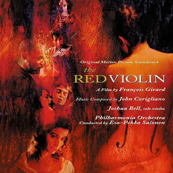 Joshua Bell - The Red Violin OST 2x12'' Vinyl - 30 00