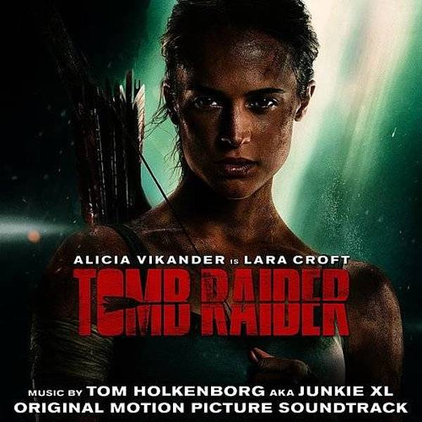 Tom Swedenborg Aka Junkie Xl Tomb Raider 2018 Ost 2x12 Vinyl