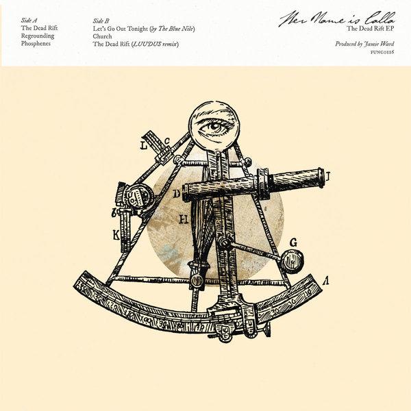 Her Name Is Calla - The Dead Rift 10'' Vinyl - 18 50