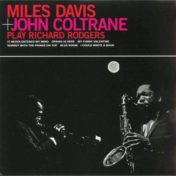 Miles Davis & John Coltrane - Play Richard Rodgers 12